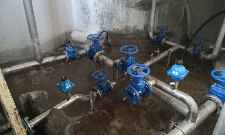 Réfection complète d'une salle d'eau à Issoire